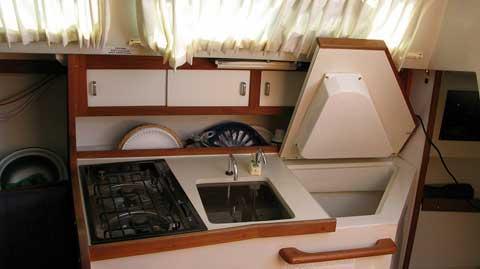 Capri 26 sailboat