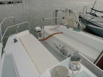 1990 Capri 26 sailboat