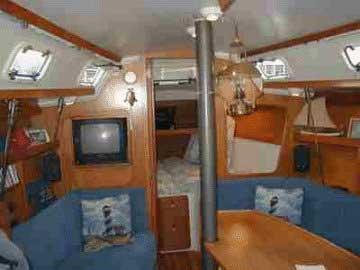 1994 Catalina 320 sailboat