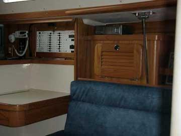 2001 Catalina 34 sailboat