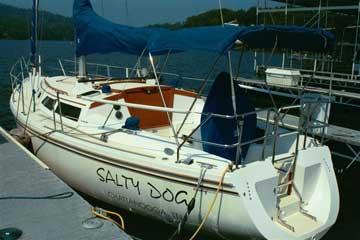 1990 Catalina 34 sailboat