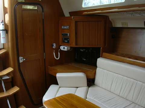 Catalina 350 sailboat