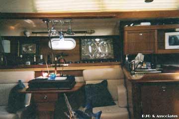 2003 Catalina 350 sailboat