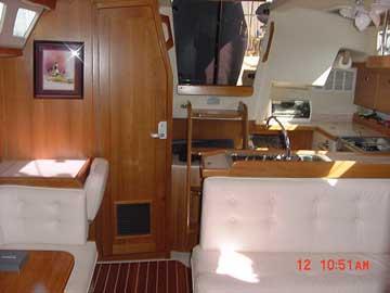 2001 Catalina 36 sailboat