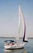 2003 Catalina 36 sailboat