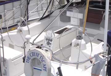 1995 Catalina 400 sailboat