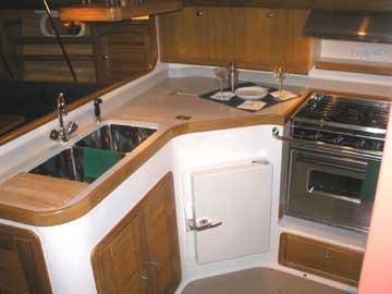 2005 Catalina 400 MK II sailboat