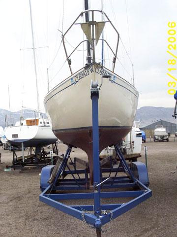 1978 Contessa 26 sailboat