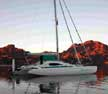 2003 Corsair F24 MK II sailboat
