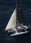 2000 Corsair F31 sailboat