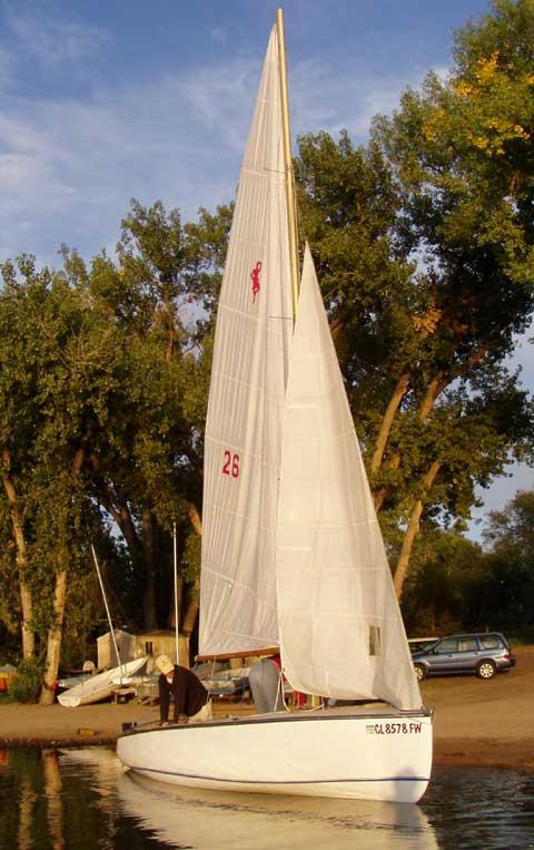 Highlander 20 sailboat