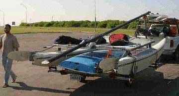 1983 Hobie 16 sailboat