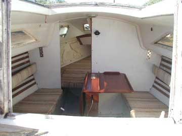 1981 Hunter 22 sailboat