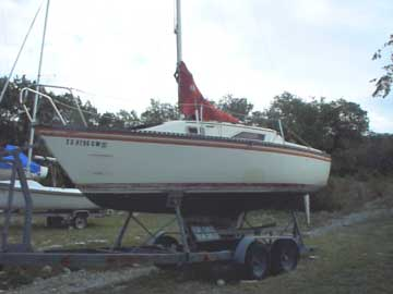 Hunter 22 Sailboat For Sale