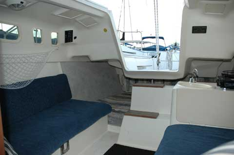 Hunter 240 Sailboat For Sale