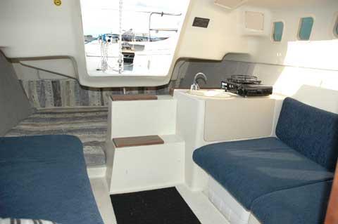 Hunter 240 Sailboat For Sale
