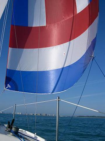 hunter  sailboat  sale