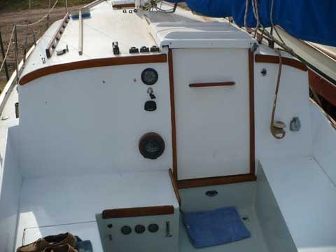 Islander 32 sailboat