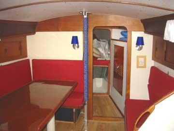 1976 Atlantic Cruiser 34