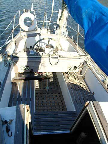 1968 Bacchant 36 sailboat