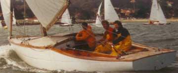 1929 Bird 30 sailboat