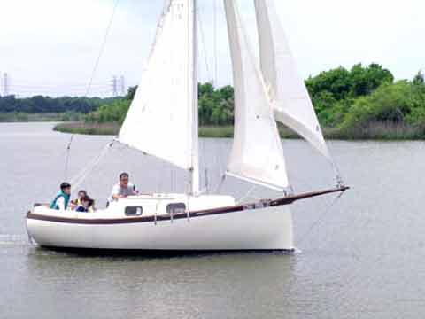 Honda Of Houston >> Blackwatch 24 cutter sailboat for sale