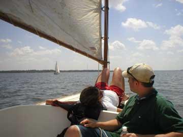 1977 Blue Water 14 sailboat
