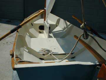 Bolger Cartopper sailboat for sale