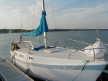 Cal 25 sailboat