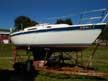 1982 Cal 25 II sailboat