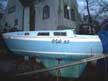 1967 Cal 25 sailboat