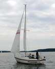 1974 Cal 27 T2 sailboat
