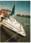 1974 Cal 27 sailboat