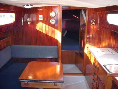 Cal 29 Lapworth custom