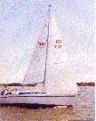 1982 Cal 30 sailboat