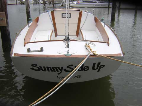 Cape Dory Typhoon Sailboat For Sale