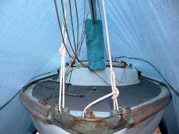 Cape Dory Typhoon 18 sailboat
