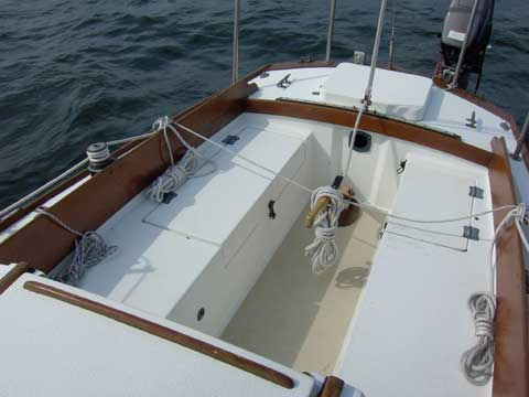 Cape Dory 22 sailboat for sale