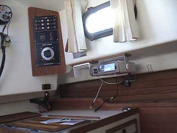 1981 Cape Dory 27 sailboat