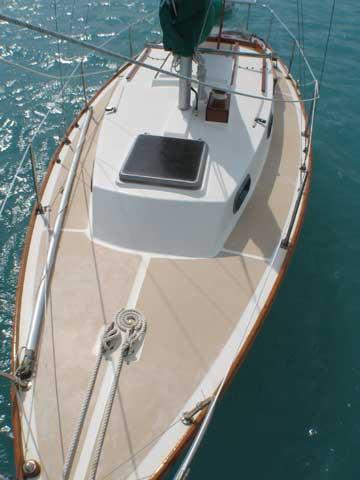 Cape Dory 27