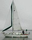 1977 Cape Dory 28 sailboat