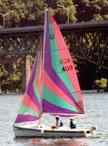 Capri 16.5 sailboats