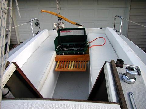 Tarps For Sale >> Capri 18 sailboat for sale