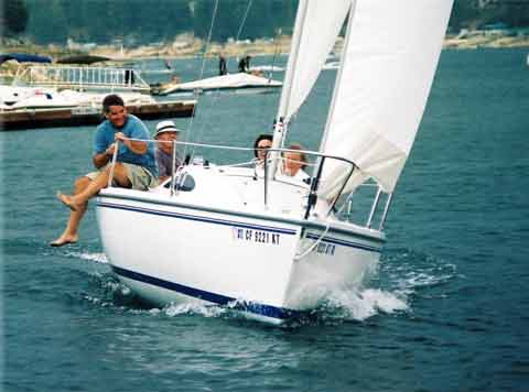 Capri 22 Sailboat For Sale