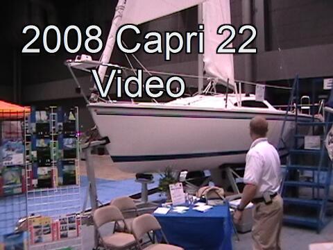Click for broadband Capri 22 video