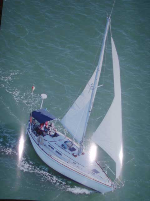 Carter Offshore 30 sailboat for sale
