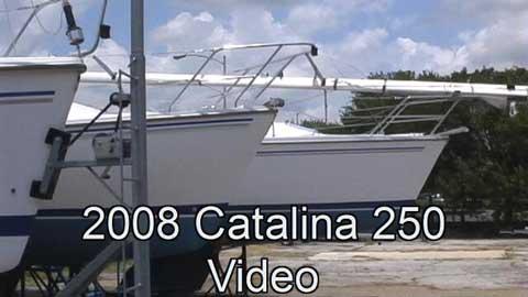 Broadband Catalina 250 Video