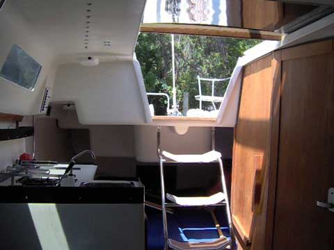 Catalina 250 sailboat