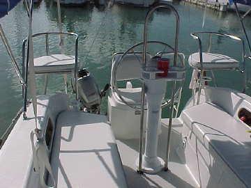 1999 Catalina 250 sailboat
