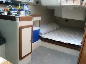 2004 Catalina 250 sailboat
